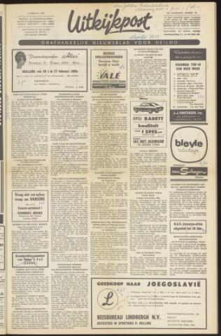 Uitkijkpost : nieuwsblad voor Heiloo e.o. 1969-02-19