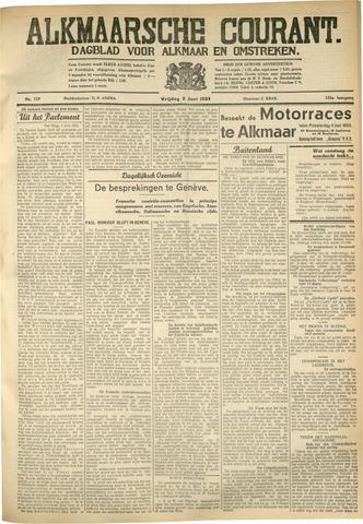 Alkmaarsche Courant 1933-06-02