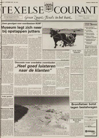 Texelsche Courant 1996-02-06