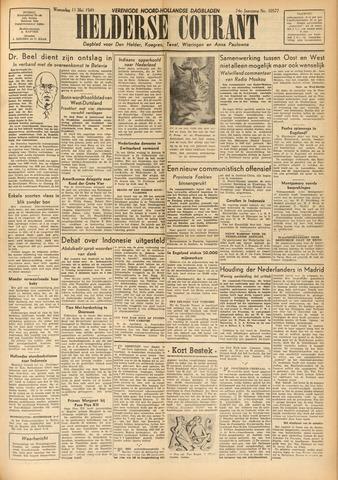 Heldersche Courant 1949-05-11