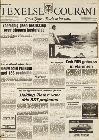 Texelsche Courant 1982-04-30