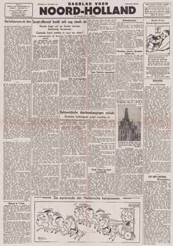 Dagblad Noord-Holland, Schager editie 1944-01-11