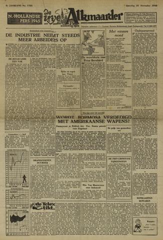 De Vrije Alkmaarder 1949-12-31
