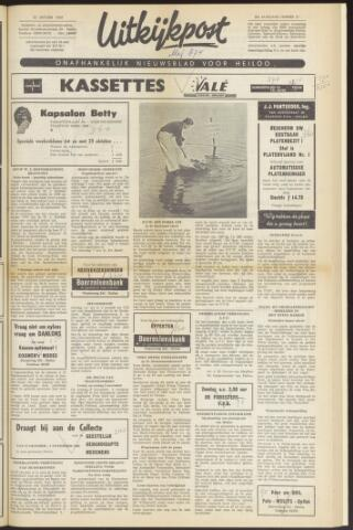 Uitkijkpost : nieuwsblad voor Heiloo e.o. 1969-10-22