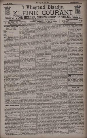 Vliegend blaadje : nieuws- en advertentiebode voor Den Helder 1894-06-30