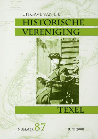 Uitgave Historische Vereniging Texel 2008-06-01