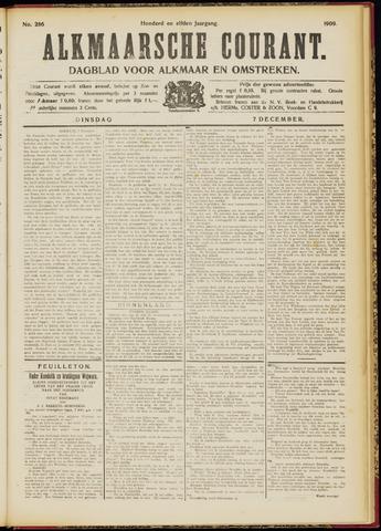 Alkmaarsche Courant 1909-12-07