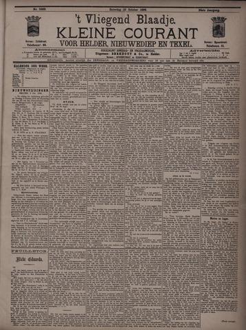 Vliegend blaadje : nieuws- en advertentiebode voor Den Helder 1896-10-10