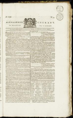 Alkmaarsche Courant 1836-01-18