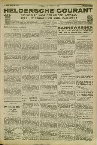 Heldersche Courant 1930-09-18