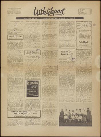 Uitkijkpost : nieuwsblad voor Heiloo e.o. 1956-04-27