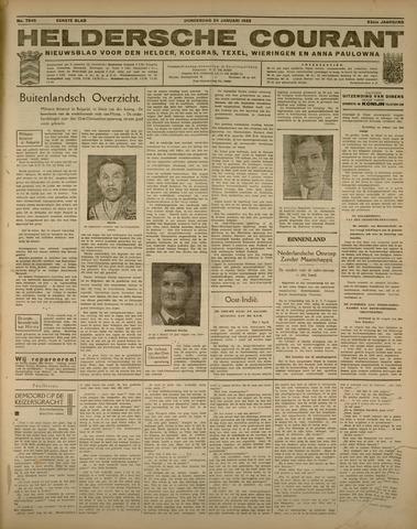 Heldersche Courant 1935-01-24