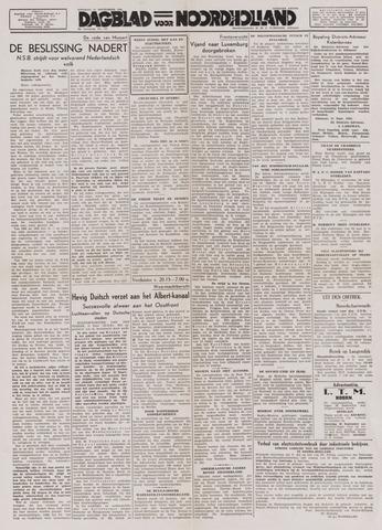 Dagblad Noord-Holland, Schager editie 1944-09-12