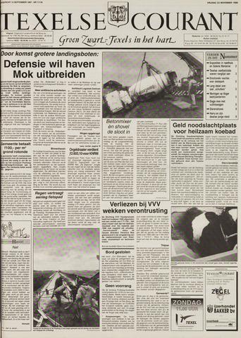 Texelsche Courant 1996-11-22