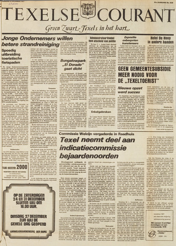 Texelsche Courant 1977-12-23