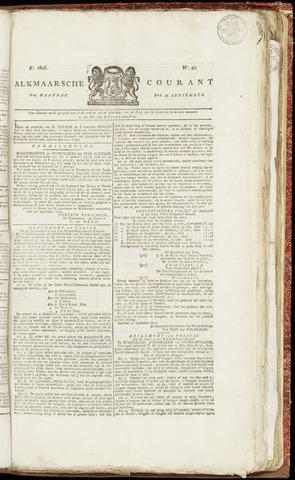 Alkmaarsche Courant 1825-09-26