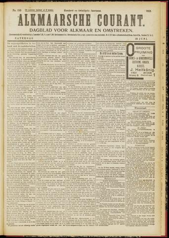 Alkmaarsche Courant 1918-06-29