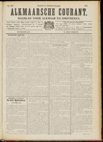 Alkmaarsche Courant 1911-12-06