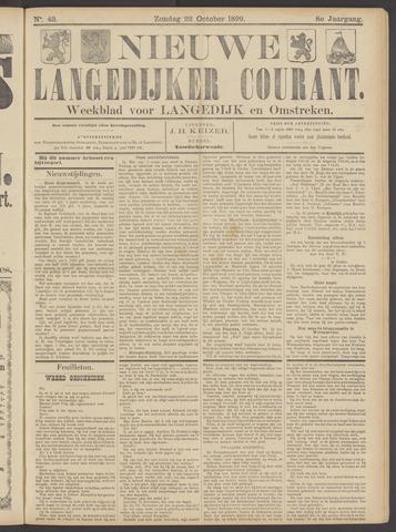 Nieuwe Langedijker Courant 1899-10-22