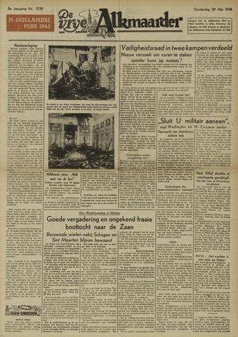 De Vrije Alkmaarder 1948-05-20
