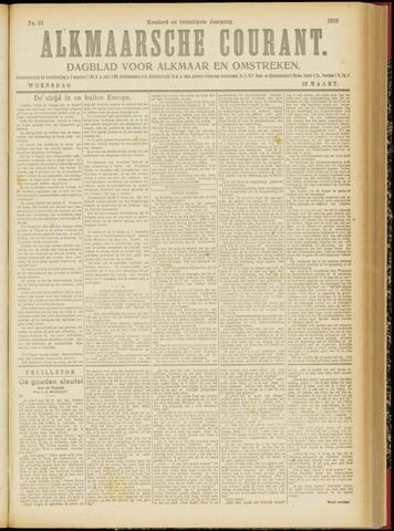 Alkmaarsche Courant 1918-03-13