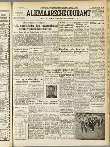 Alkmaarsche Courant 1955-06-24