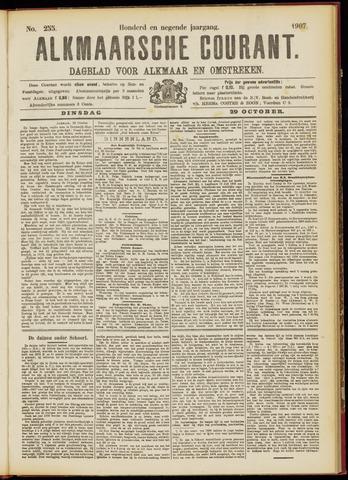 Alkmaarsche Courant 1907-10-29