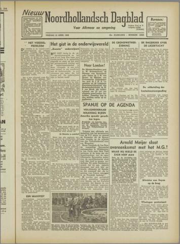 Nieuw Noordhollandsch Dagblad : voor Alkmaar en omgeving 1946-04-12