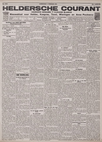 Heldersche Courant 1915-02-04