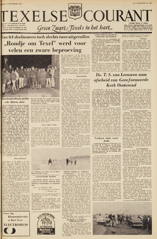Texelsche Courant 1967-09-19