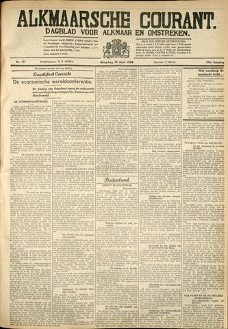 Alkmaarsche Courant 1933-06-13