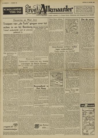 De Vrije Alkmaarder 1950-01-24