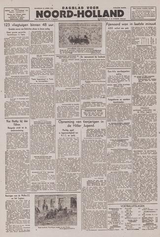 Dagblad Noord-Holland, Schager editie 1943-04-19
