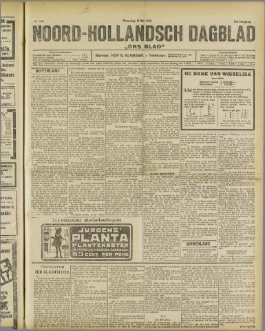 Ons Blad : katholiek nieuwsblad voor N-H 1922-05-10
