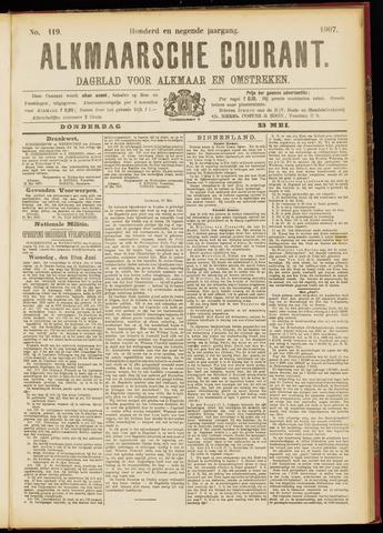 Alkmaarsche Courant 1907-05-23