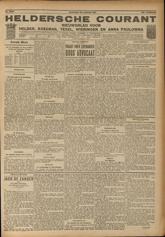 Heldersche Courant 1921-01-22