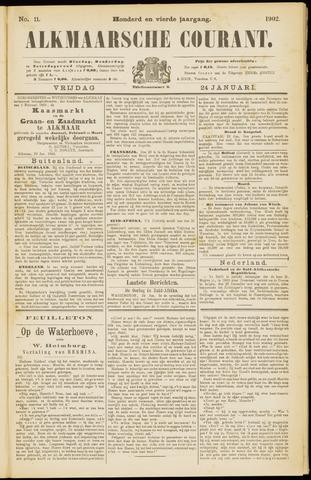 Alkmaarsche Courant 1902-01-24