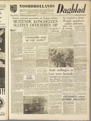 Noordhollands Dagblad : dagblad voor Alkmaar en omgeving 1961-01-14