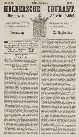 Heldersche Courant 1871-09-20