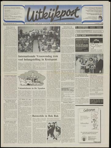 Uitkijkpost : nieuwsblad voor Heiloo e.o. 1993-03-10