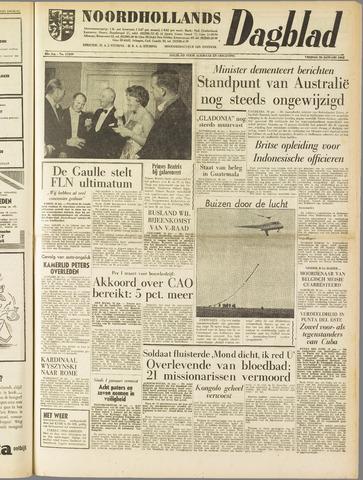 Noordhollands Dagblad : dagblad voor Alkmaar en omgeving 1962-01-26