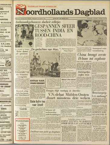Noordhollands Dagblad : dagblad voor Alkmaar en omgeving 1967-06-19