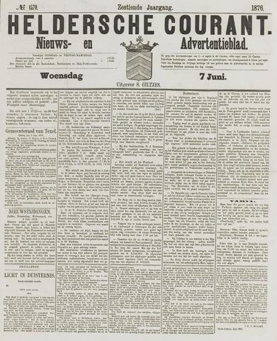 Heldersche Courant 1876-06-07