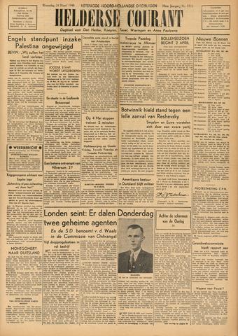 Heldersche Courant 1948-03-24