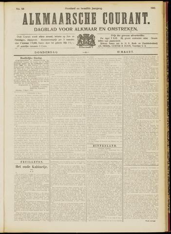 Alkmaarsche Courant 1910-03-10
