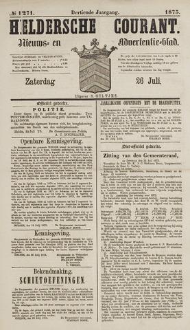 Heldersche Courant 1873-07-26