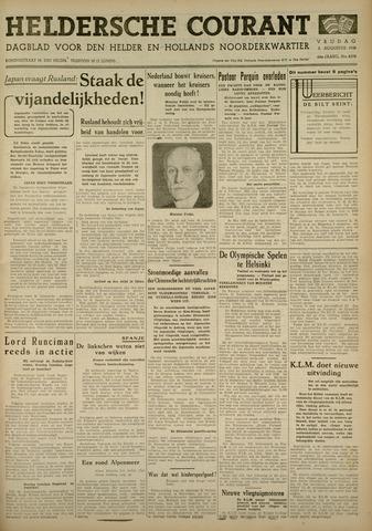 Heldersche Courant 1938-08-05