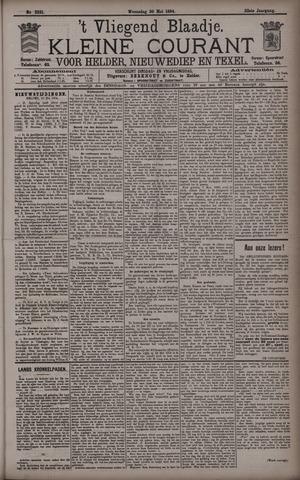 Vliegend blaadje : nieuws- en advertentiebode voor Den Helder 1894-05-30