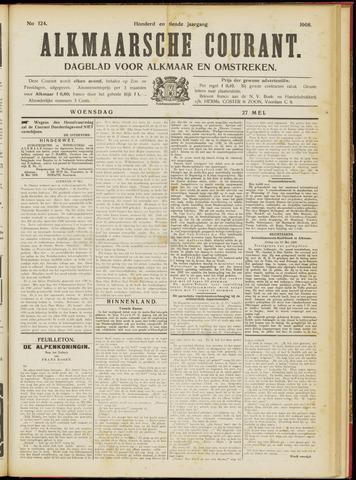Alkmaarsche Courant 1908-05-27