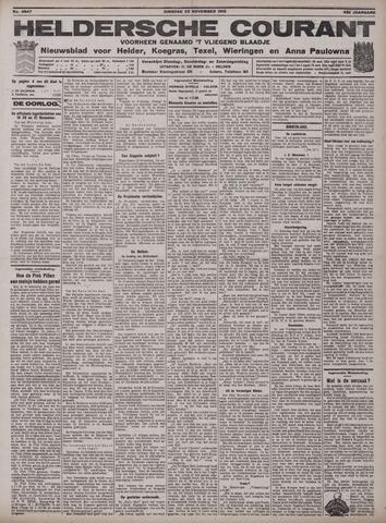 Heldersche Courant 1915-11-23